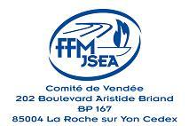 nouveau logo du Comite Departemental de Vendee des Medailles Jeunesse Sports et de l Engagement Associatif