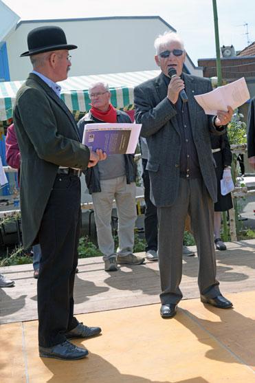 discours de joel poiraud president departemental et regional des medailles jeunesse sports et de l engagement associatif des pays de la Loire