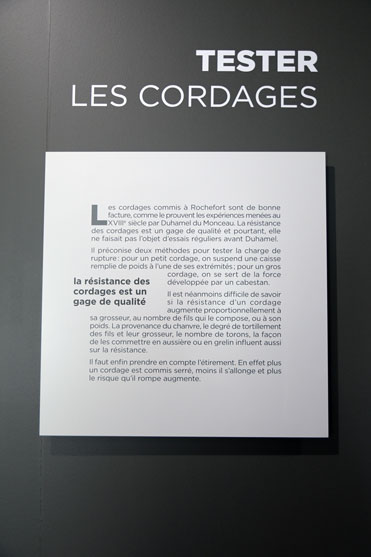 tester les cordages