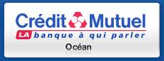 Logo du Credit Mutuelle Ocean